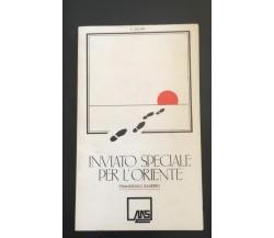 Inviato speciale per l'oriente-Francesco Saverio-Missionari Saveriani Quaderni-P