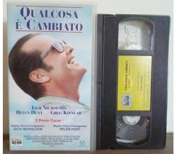 Ita Drammatico QUALCOSA E'CAMBIATO jack nicholson - Vhs - 1999 -F