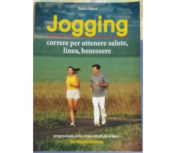 Jogging - Furio Oldani - De Vecchi - 1998 - G