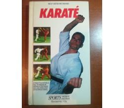 Karatè - Wolf-Dieter Wichmann - Hachette - 1991 - M