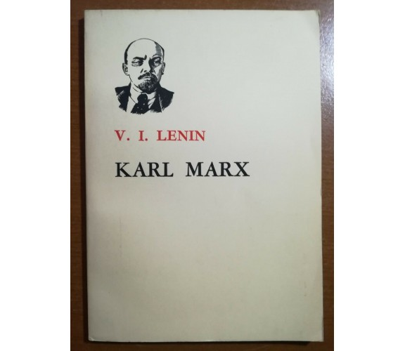 Karl Marx - V.I. Lenin - Foreign Languages - 1970 - M