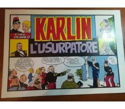 Karlin l'usurpatore - Cino e Franco - Nerbini