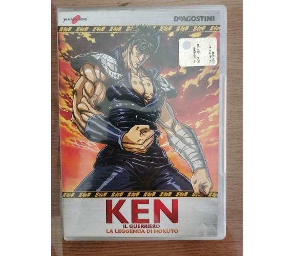 Ken il guerriero, La leggenda di hokuto DVD - T. Imamura - DeAgostini-2009-AR