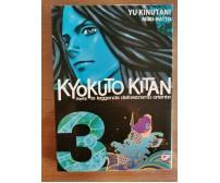 Kyokuto Kitan 3 - N. Kinutani - Gp Publishing - 2012 - AR