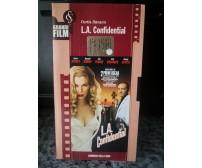 L.A. Confidential - Vhs- 1997 - corriere della sera - F
