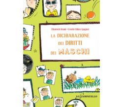 LA DICHIARAZIONE DEI DIRITTI DEI MASCHI - Élisabeth Brami,  2020