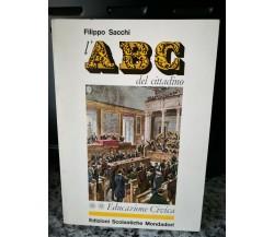 L'A b c del cittadino di F: Sacchi,  1959,  Mondadori-F