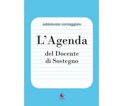 L'Agenda del Docente di Sostegno di Addolorata Vantaggiato