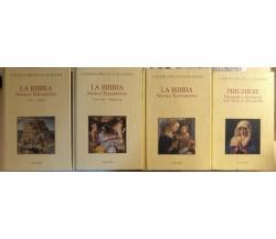 La Bibbia I grandi libri della religione 1-3-4-14 di Aa.vv.,  2006,  Mondadori
