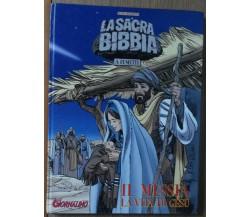 La Sacra Bibbia a Fumetti - vol. 1 - Mastrandrea, Ramello - San Paolo,1998 - R