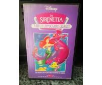 La Sirenetta Ariel e l'ippocampo gigante - vhs -  1993 -Disney -F
