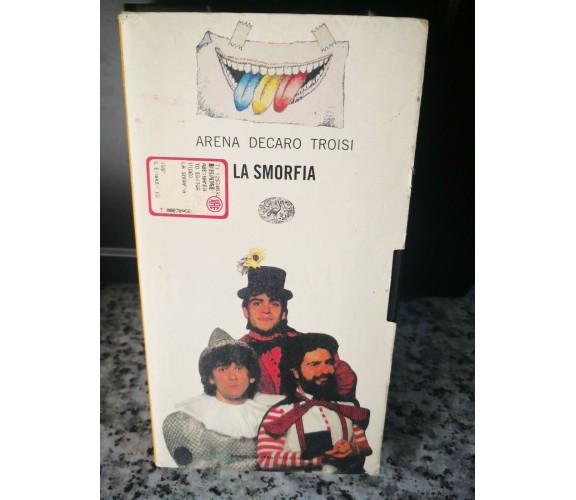 La Smorfia - vhs -Einaudi -1997-F