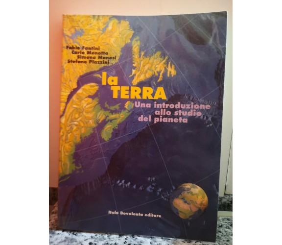 La Terra Una introduzione allo studio del pianeta di A.a.v.v,  1994 -F