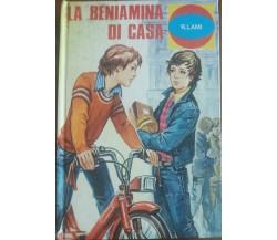 La beniamina di casa - Riziero Lami - Malipiero,1974 - A