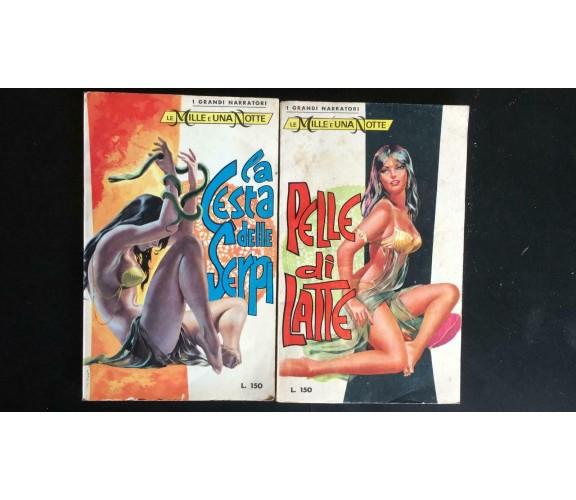 La cesta delle serpi - Pelle di Latte - Autori Vari,  1965,  Rotolito - P