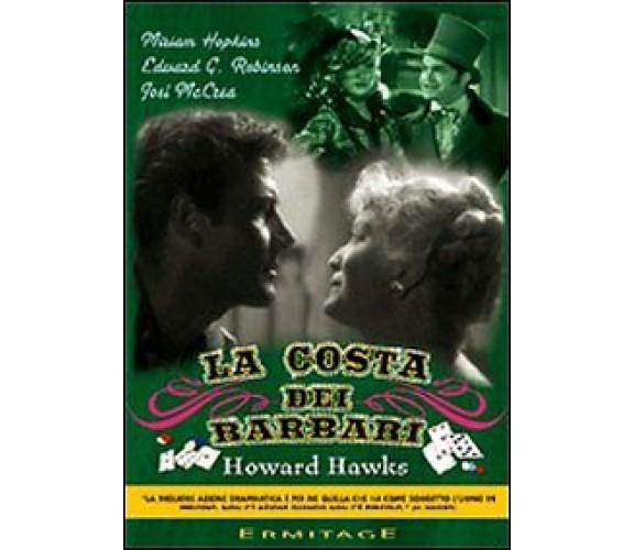 La costa dei barbari - Howard Hawks - Ermitage - 1935 - DVD - G