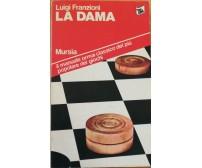 La dama di Luigi Franzioni,  1978,  Mursia -D
