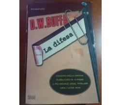 La difesa - D.W.Buffa - Polillo - 2001- M