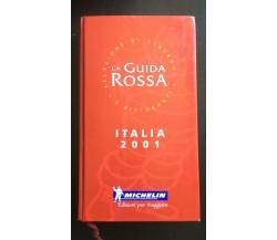 La guida Rossa 2001 - Autori Vari,  2001 - P