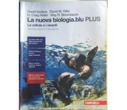 La nuova biologia blu plus di Aa.vv., 2017, Zanichelli