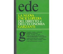 La nuova enciclopedia del diritto e dell'economia Garzanti - Silvio R. Marengo