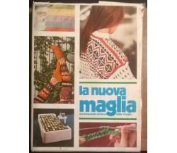 La nuova maglia. Enciclopedia  - 1972,  Ediz.. Scient. Specializ. Educative - L