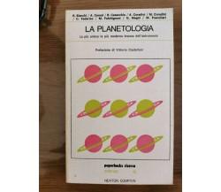 La planetologia - AA. VV. - Newton - 1978 - AR