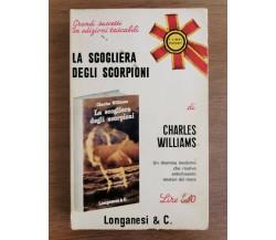 La scogliera degli scorpioni - C. Williams - Longanesi - 1968 - AR