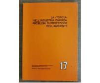 La torcia nell'industria chimica: problemi di protezione dell'ambiente-1979-AR