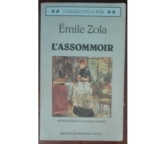 L'assommoir - Émile Zola - Rizzoli, 1997 - A