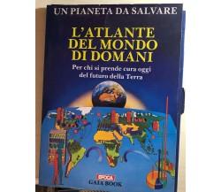 L'atlante del mondo di domani 5 volumetti di Gaia Book,  1986,  Epoca