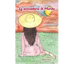 Le Avventure Di Marta - Simona Limongi,  2019,  Edizioni Magna Grecia