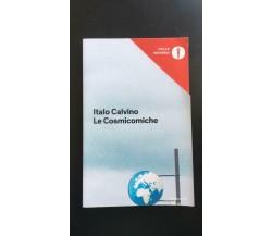 Le Cosmicomiche - Italo Calvino,  2017,  Oscar Moderni - P