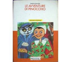 Le avventure di Pinocchio - Carlo Collodi - Piccoli, 1989 - C