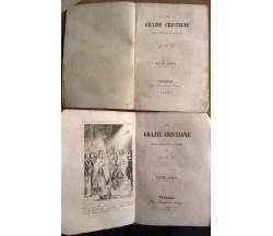 Le grazie cristiane - G. B. V. - Tip. Cecchini E Comp., 1843/1845 - L