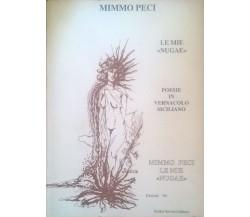 Le mie Nugae - Mimmo Peci (Paternò 1996) Ca