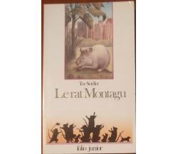 Le rat montagu - Tor Seidler - Gallimard,1989 - A