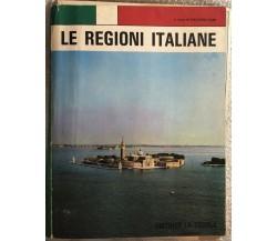 Le regioni italiane di Eugenio Zani,  1978,  Editrice La Scuola