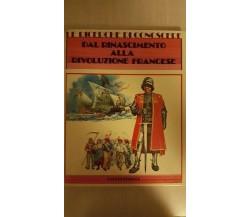 Le ricerche di conoscere - Dal rinascimento alla rivoluzione francese 1981 ER