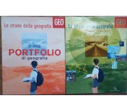 Le strade della geografia Geobase-Ardito,Carta,De Marco-Garzanti Scuola,2004-R