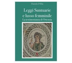 Leggi Suntuarie e lusso femminile - La testimonianza di Ortensia (2018) - ER