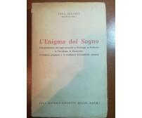 L'enigma del Sogno - Anna Savigny - Rocco - 1955 - M