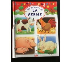 Les Animaux de la ferme -  Christophe Hublet,  Fleurus - P