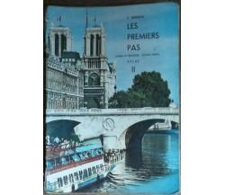 Les premiers pas Vol. II - Messina - Edizioni Atlas,1967 - R