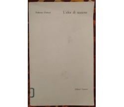 L'idea di Nazione - Federico Chabod, 1962, Laterza - S