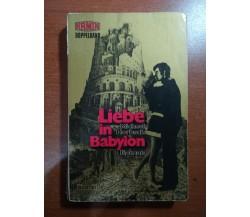 Liebe in Babylon - Michael Horbach - Bastei - 1970 - M