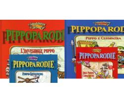 L'invisibile Pippo - Pippo Gutenberg - Pippo e Cleopatra - Don Pippo Chisciotte
