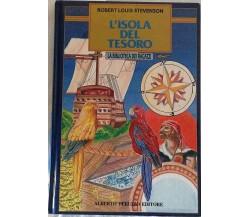 L'isola del tesoro - Robert Louis Stevenson,  1991,  Alberto Peruzzo Editore