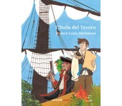 L'isola del tesoro - Robert Louis Stevenson,  2019,  Ali Ribelli Edizioni