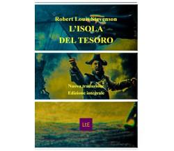 L'isola del tesoro - Robert Louis Stevenson,  2020,  Latorre